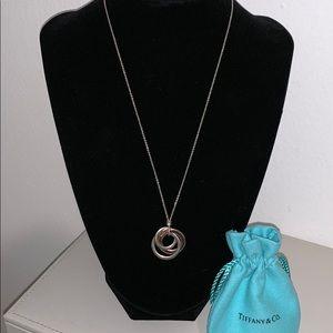 Tiffany & Co. Interlocking Circles Necklace